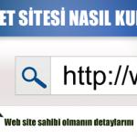Web Sitesi Yapma