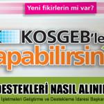 Kosgeb Hibesi